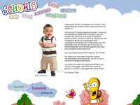 Pagedesign Schuhis