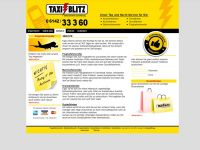 Pagedesign Taxi Blitz
