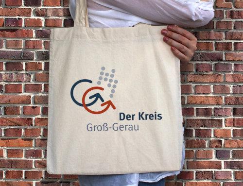 Baumwolltaschen – Landratsamt Groß-Gerau