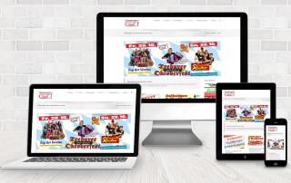 responsive webdesign gvttrebur 320x202 - Gewerbeverein Trebur - GVT Werbekonzept