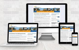 responsive webdesign bischofsheim fw 320x202 - Bischofsheimer Freie Wähler - Webdesign für Vereine