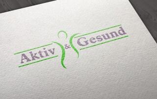 logodesign2 aktiv u gesund mainz 320x202 - Werbekonzept Fitnessstudio Aktiv & Gesund