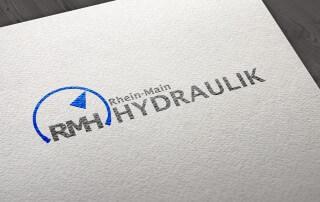 logodesign2-rheinmainhydraulik-griesheim