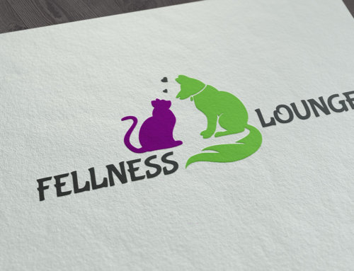 Logodesign Hundefriseur Fellness Lounge