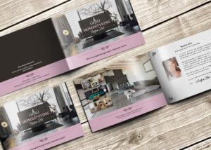 homestyling hot broschüre 300x214 - Broschüre für Homestylerin