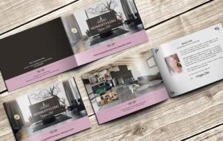homestyling hot broschüre 320x202 - Broschüre für Homestylerin