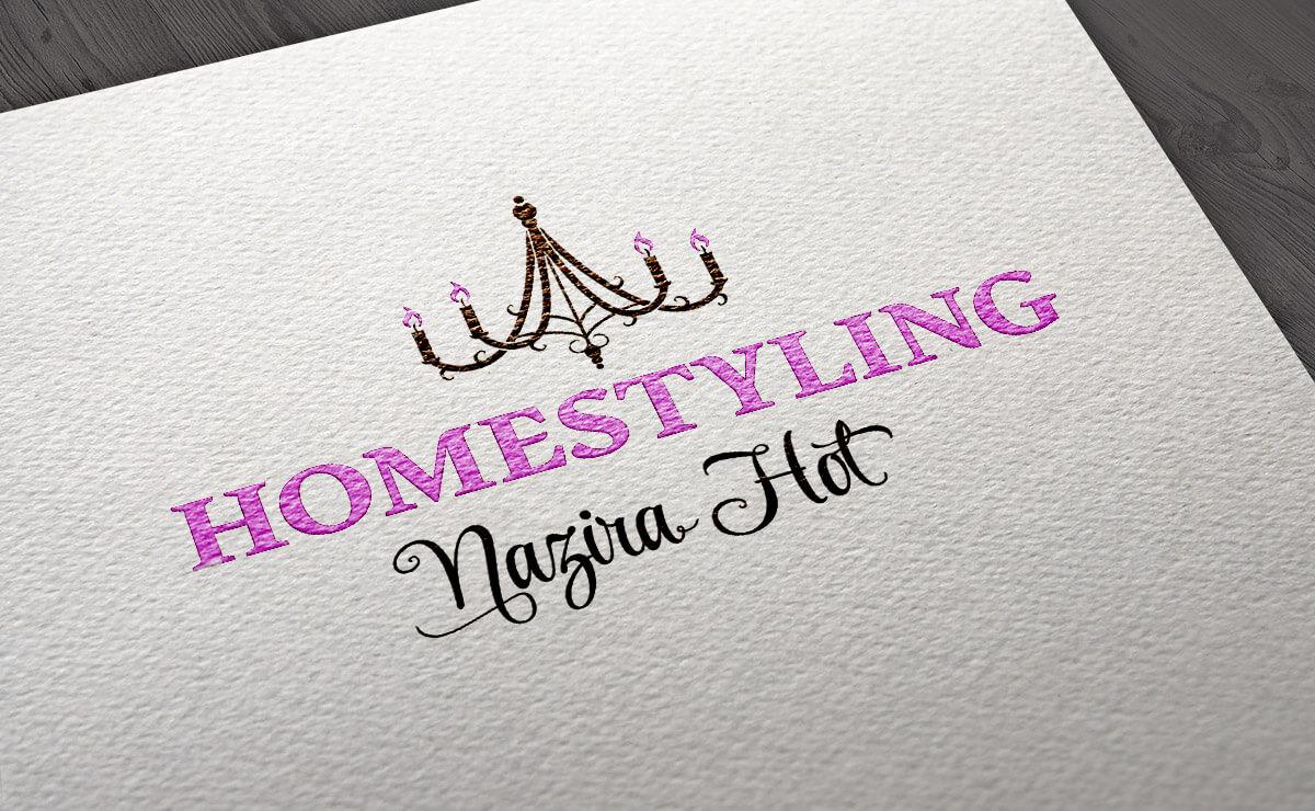 Logo Nazira Homestyling