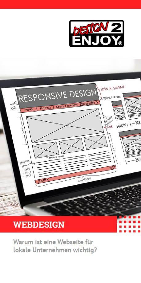 Webdesign für lokale Unternehmen