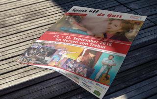 Poster spass uff de gass 2018 320x202 - Poster Spass uff de Gass 2018