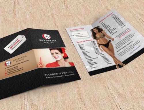 Preisliste Haarentfernung Beauty-Salon Rüsselsheim