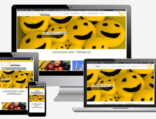 Wohlfühlcoach Iris Schembs Webdesign