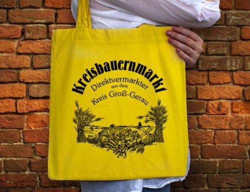 Baumwolltaschen – Kreisbauernmarkt Groß-Gerau