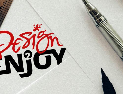 Das neue Logo von Design2Enjoy