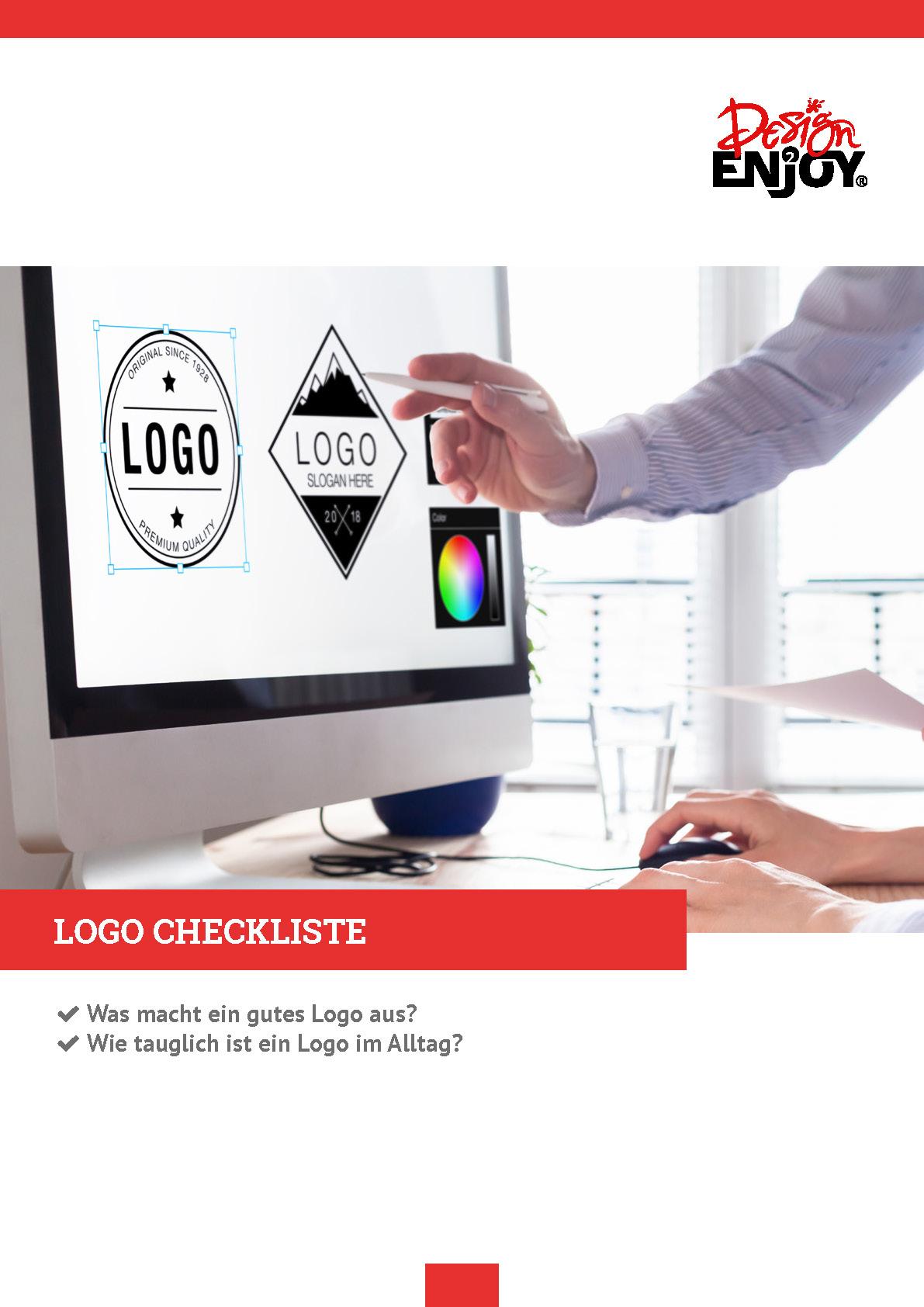 Tauglichkeitsprüfung eines Logos